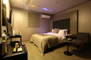 Hotel Ramses, Hotely  Suwon - big - 4
