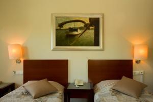 Summer Hotel, Hotels  Akyaka - big - 2