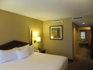 Suite con cama extragrande - Planta superior