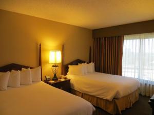Suite con 2 camas dobles - Planta superior