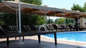 Zeus Hotel, Hotels  Platamonas - big - 59