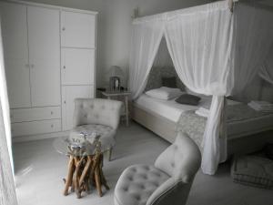 Alkyoni Beach Hotel, Hotely  Naxos Chora - big - 47