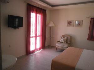 Alkyoni Beach Hotel, Hotely  Naxos Chora - big - 70