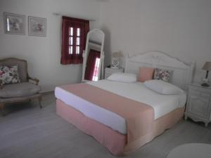 Alkyoni Beach Hotel, Hotely  Naxos Chora - big - 38