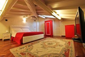 Relais Villa Al Vento, Venkovské domy  Incisa in Valdarno - big - 22