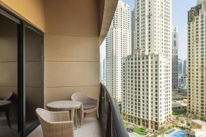 Royal Club JBR View, Executive lounge access, Guest room, 1 King