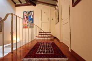 Relais Villa Al Vento, Venkovské domy  Incisa in Valdarno - big - 28