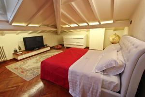 Relais Villa Al Vento, Venkovské domy  Incisa in Valdarno - big - 3