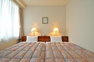Regalo Hotel Hiroshima, Отели эконом-класса  Хиросима - big - 2