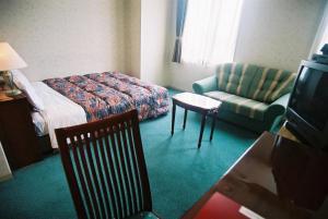 Regalo Hotel Hiroshima, Отели эконом-класса  Хиросима - big - 7