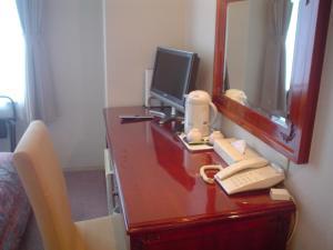 Regalo Hotel Hiroshima, Отели эконом-класса  Хиросима - big - 4