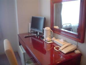 Regalo Hotel Hiroshima, Отели эконом-класса  Хиросима - big - 3