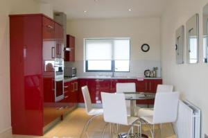 The Western Citypoint Apartments, Apartmanok  Galway - big - 8