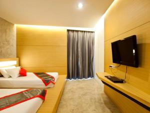 The Now Hotel, Hotely  Jomtien - big - 7