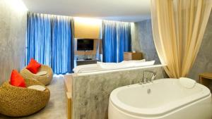 The Now Hotel, Hotely  Jomtien - big - 81