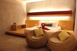 The Now Hotel, Hotely  Jomtien - big - 6