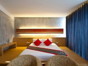 The Now Hotel, Hotely  Jomtien - big - 17