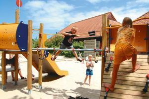 Kustpark Strand Westende, Kempingek  Westende - big - 19