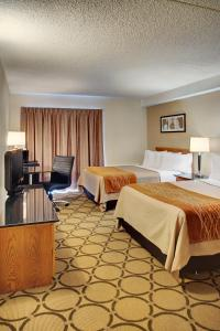 Comfort Inn East Sudbury, Hotels  Sudbury - big - 36