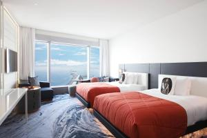 Wonderful Sky, Guest room, 2 Twin/Single Bed(s), Ocean view