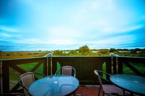 Pokoje z widokiem na morze, Priváty  Jastarnia - big - 33