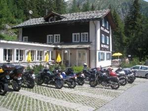 Hotel Rhonequelle, Hotely  Oberwald - big - 14