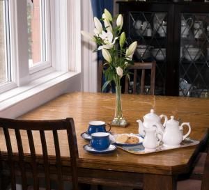 Newcourt Barton, Bed & Breakfasts  Cullompton - big - 23