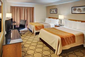 Comfort Inn Sudbury, Hotel  Sudbury - big - 10