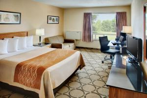Comfort Inn Sudbury, Hotel  Sudbury - big - 4