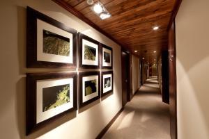 Hotel Ciria, Отели  Бенаске - big - 36
