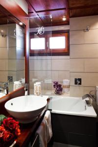 Hotel Ciria, Отели  Бенаске - big - 33