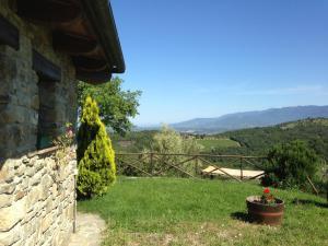 Agriturismo Fattoria Di Gratena, Farmházak  Pieve a Maiano - big - 68