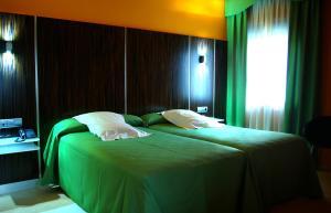 Hotel Gran Via, Szállodák  Zaragoza - big - 6