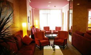 Hotel Gran Via, Szállodák  Zaragoza - big - 42