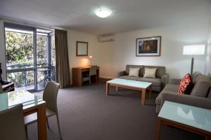 行政一卧室公寓