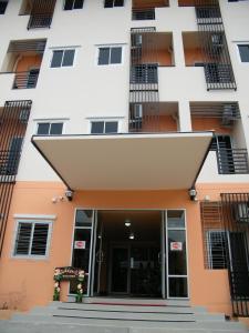 Fundee 1 Mansion, Penziony – hostince  Ubon Ratchathani - big - 13