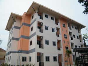 Fundee 1 Mansion, Penziony – hostince  Ubon Ratchathani - big - 16