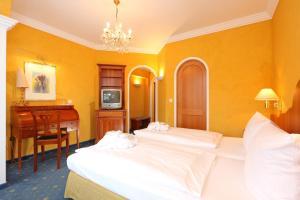Wittelsbacher Hof Swiss Quality Hotel, Hotely  Garmisch-Partenkirchen - big - 19
