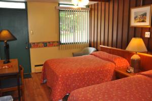 Regular Two Double Beds Room