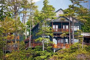 Middle Beach Lodge, Chaty v prírode  Tofino - big - 52
