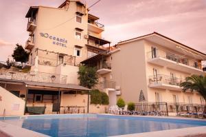 Hotel Oceanis(Poros)