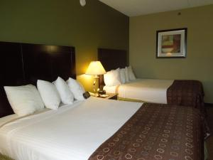 Best Western Airport Inn & Suites Cleveland, Szállodák  Brook Park - big - 12