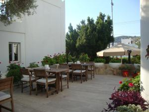 Eden Hotel, Hotely  Bodrum City - big - 38