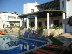 Eden Hotel, Hotely  Bodrum City - big - 33