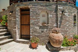Iliovolo Guesthouse, Pensionen  Miléai - big - 71