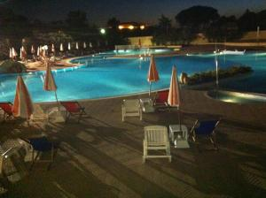 Hotel Resort Lido Degli Aranci, Hotely  Bivona - big - 23