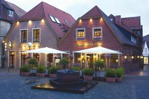 Hotel Domschenke, Hotely  Billerbeck - big - 22