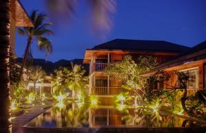 Dhevatara Beach Hotel, Szállodák  Grand'Anse Praslin - big - 37