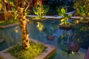 Dhevatara Beach Hotel, Szállodák  Grand'Anse Praslin - big - 32