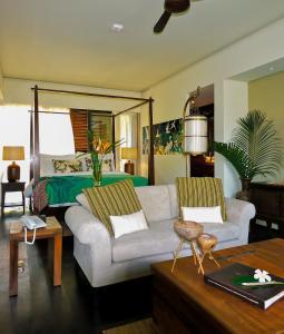 Dhevatara Beach Hotel, Szállodák  Grand'Anse Praslin - big - 9